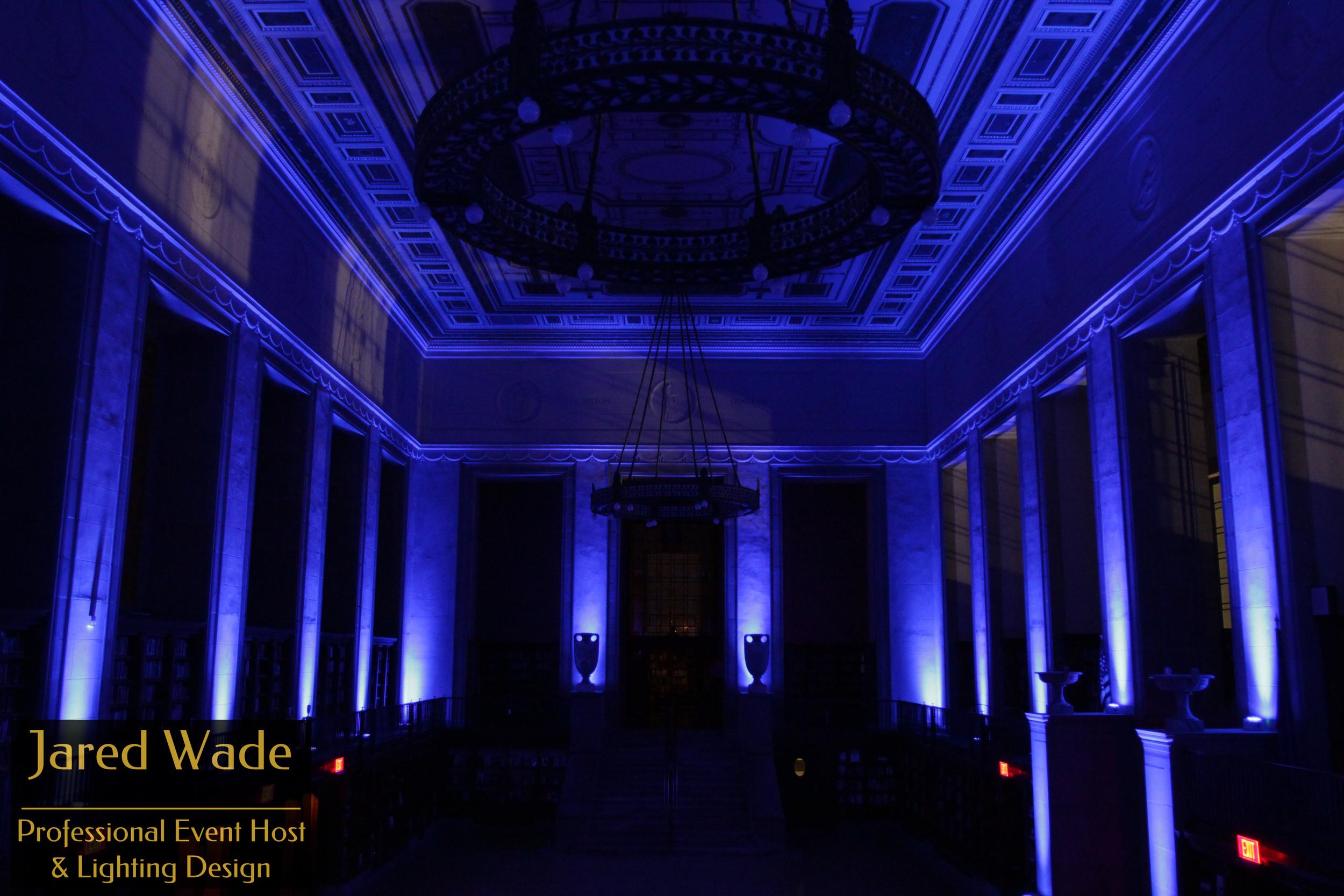 Indianapolis Library | Simon Lighting 18