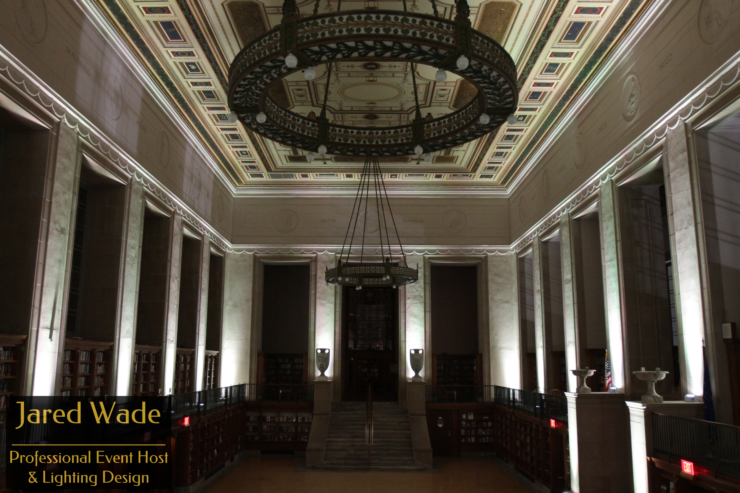 Indianapolis Library | Simon Lighting 45