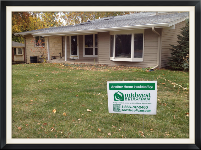 RESIDENTIAL   Residential re-insulation projects are our specialty! We complete 85% of our projects in a single day!