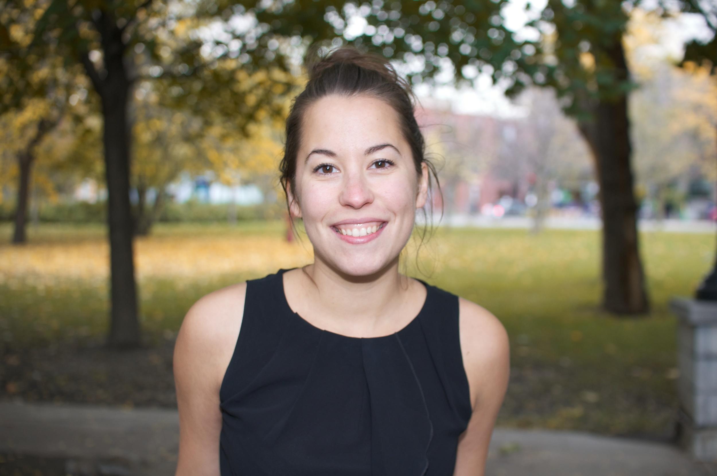 Julie Boivin, B.Mus., violoniste, altiste & co-fondatrice