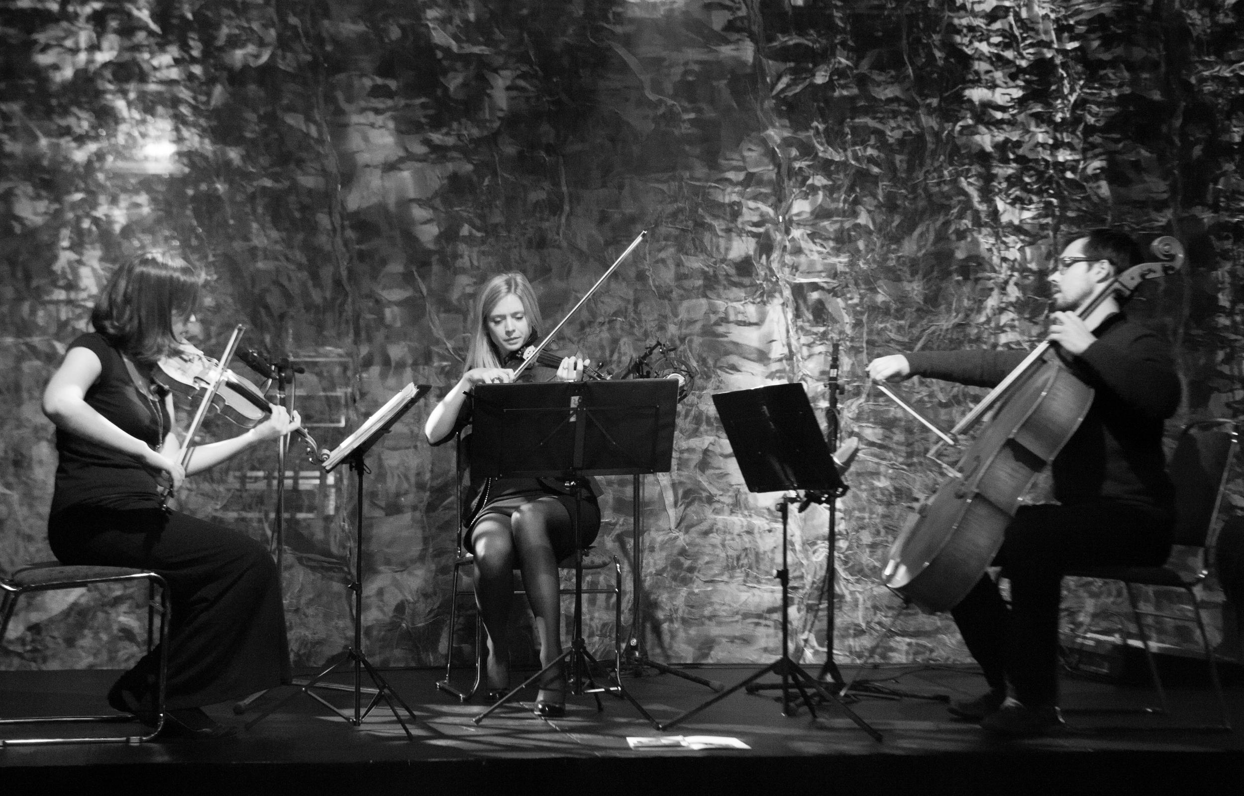 String trio in Concert