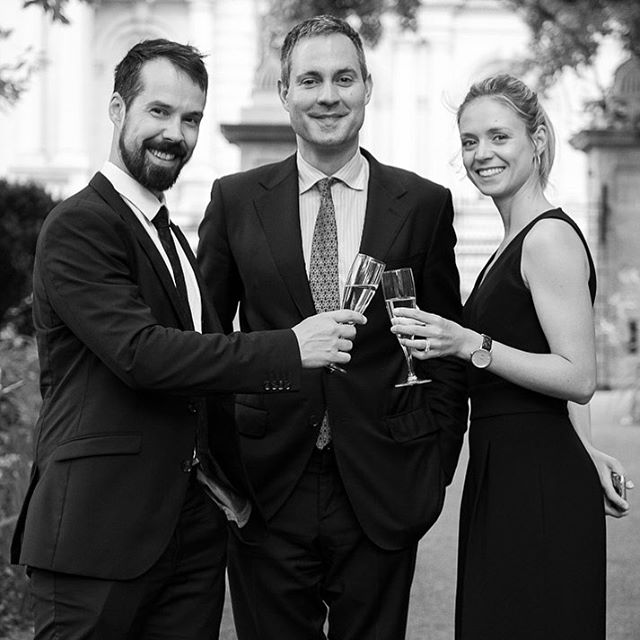 Cheers 🥂 Having such a great time this summer playing wedding ceremonies, small concerts and cocktails. Playing with dear friends and family is awesome 🤟 And we are pretty convince that the awesomeness comes across in our music 🧡👂 ➕ Clients that invite us for champagne @veuveclicquot  are the best 😁 👉Thanks to @benj6 for the great picture of our trio. 👩💼Too bad our fourth musketeer @juliejboivin wasn't playing that day, the picture would've been perfect 😉 • • • • • #champagne #bride #veuveclicquot #winelover #wine #moetchandon #musician #rock #song #weddingday #winetime #concert #vino #weddingdress #producer #winetasting #pop #weddingphotography #weddinginspiration #weddingphotographer #weddingideas #live #livemusic #bass #groom #marriage #weddingparty #bridal #weddings #bubbles