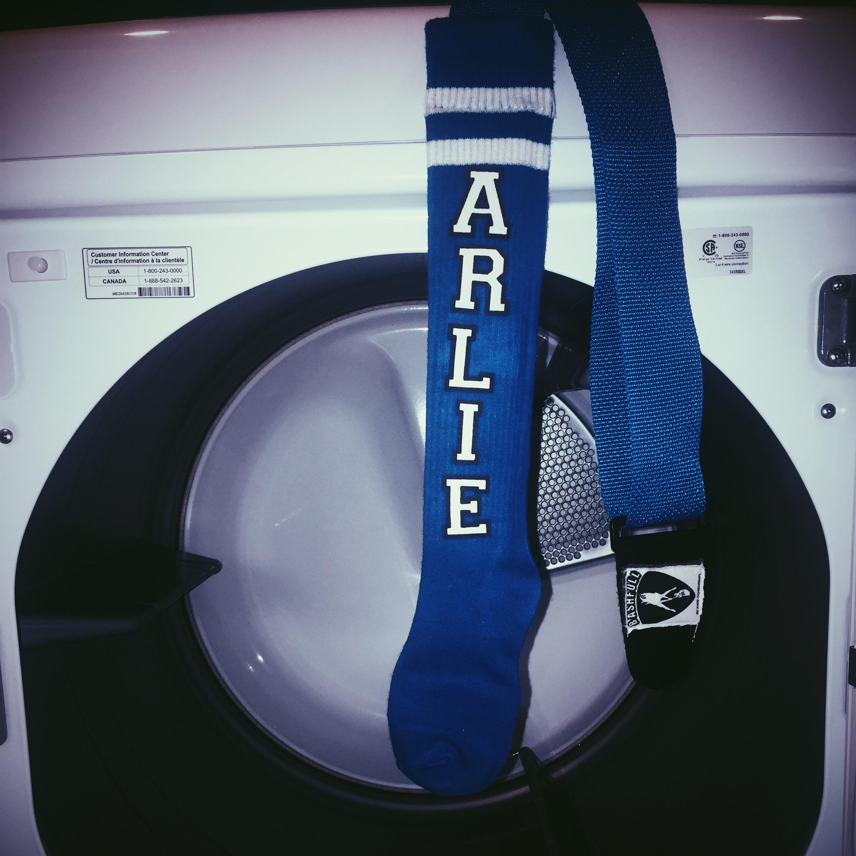 Custom strap for the band  Arlie