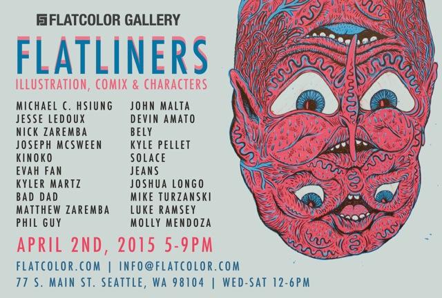 FlatlinersFlatcolor
