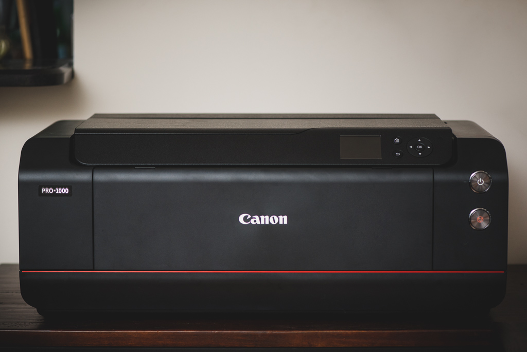 Canon imagePROGRAF Pro-1000 Printer Review — Brian Hatton