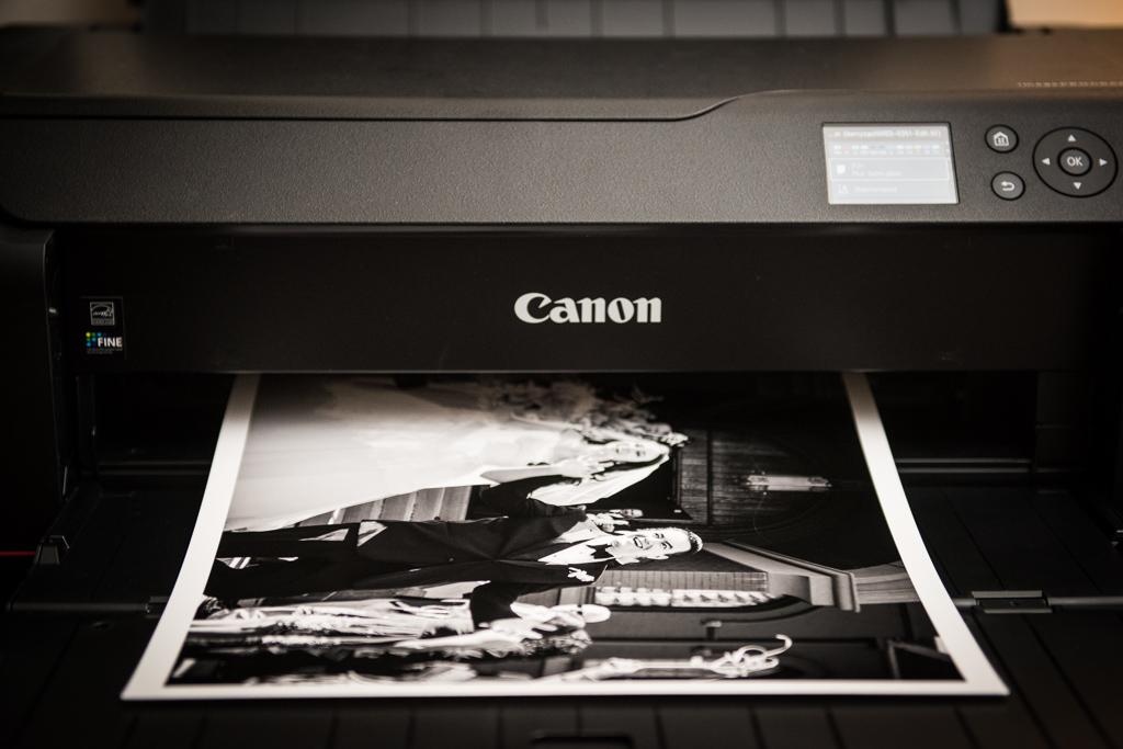 B&W using Canon's bundled Print Studio Pro software plugin