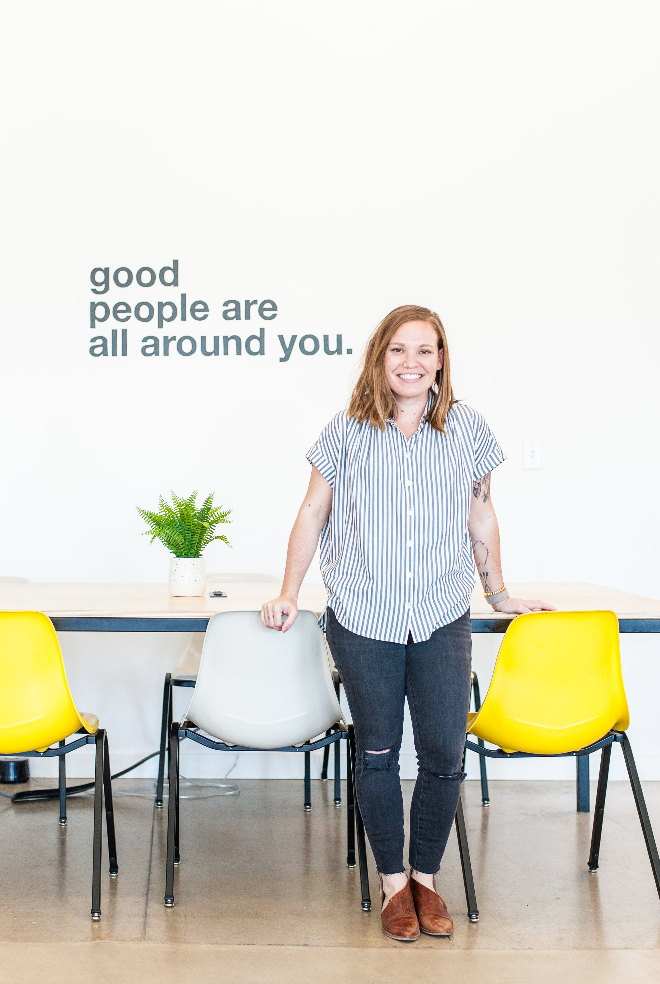 Empowering Women of Oklahoma - Jordan Mobley, Owner of Rise-Coworking