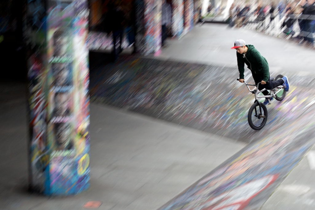 Taken on a street photography assignment on the South Bank.