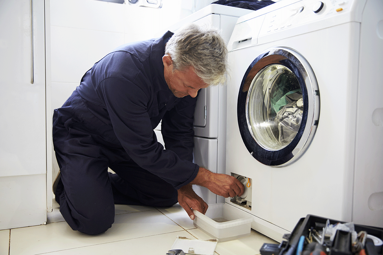 Washing Machine Repairs - One of the most common appliance repairs we carry out, we stock a vast selection of common washing machine parts in our service vans so there is a good change the issue can be repaired on the first visit to your home. Our fully trained team has over 30 years experience in repairing washing machines and we provide you with advice on weather the fault with your machine is worth repairing or if it maybe time to look at a new unit.