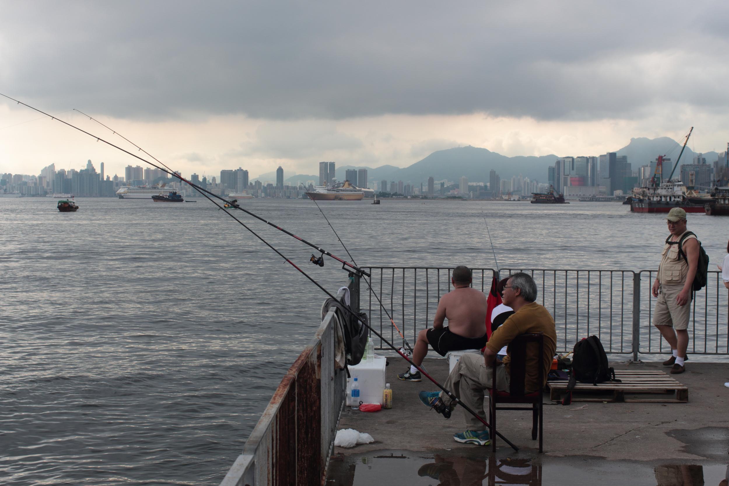 Fishin' Mission