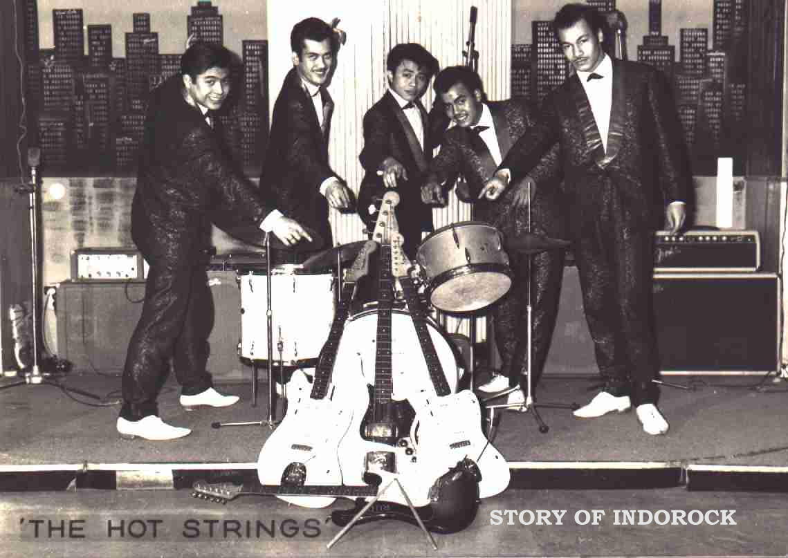 """Indorock"" was its own genre. These guys were straight outta Bandung- and rockin' Amsterdam straight after they landed."