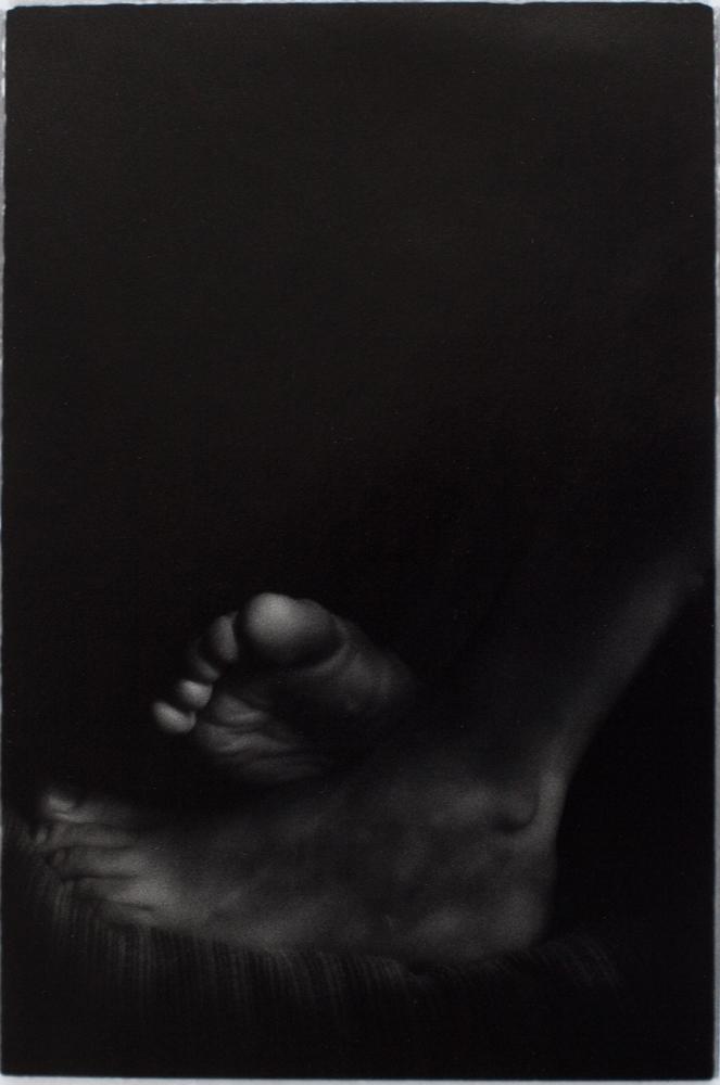 Feet by david woolfall