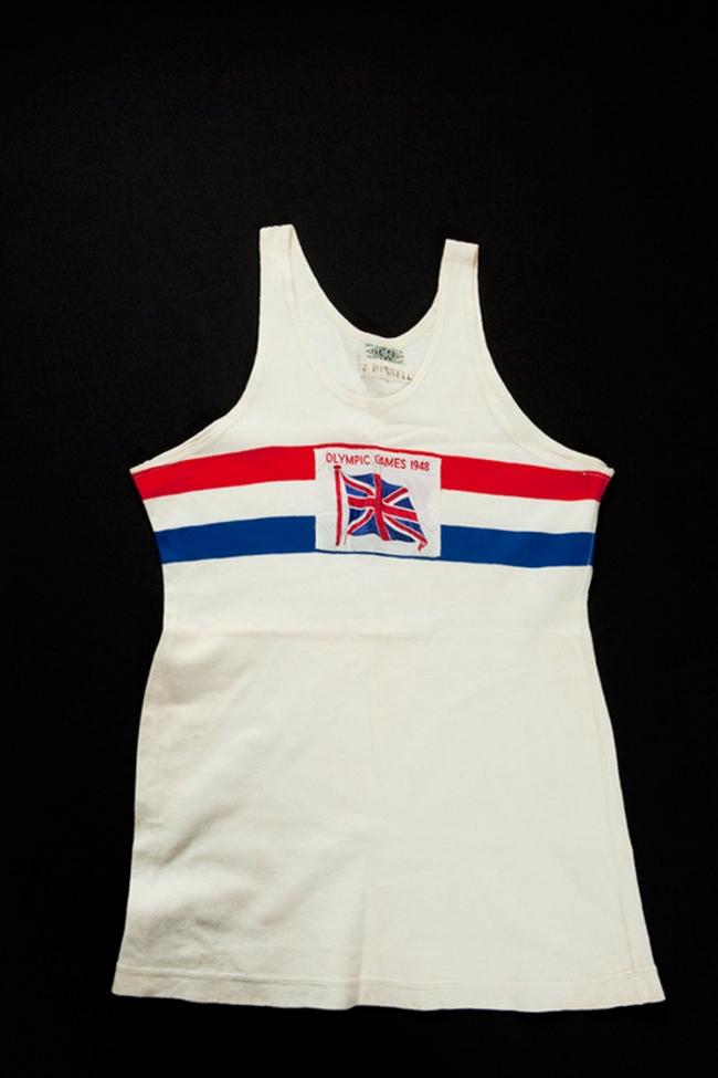Joe Birral's running vest