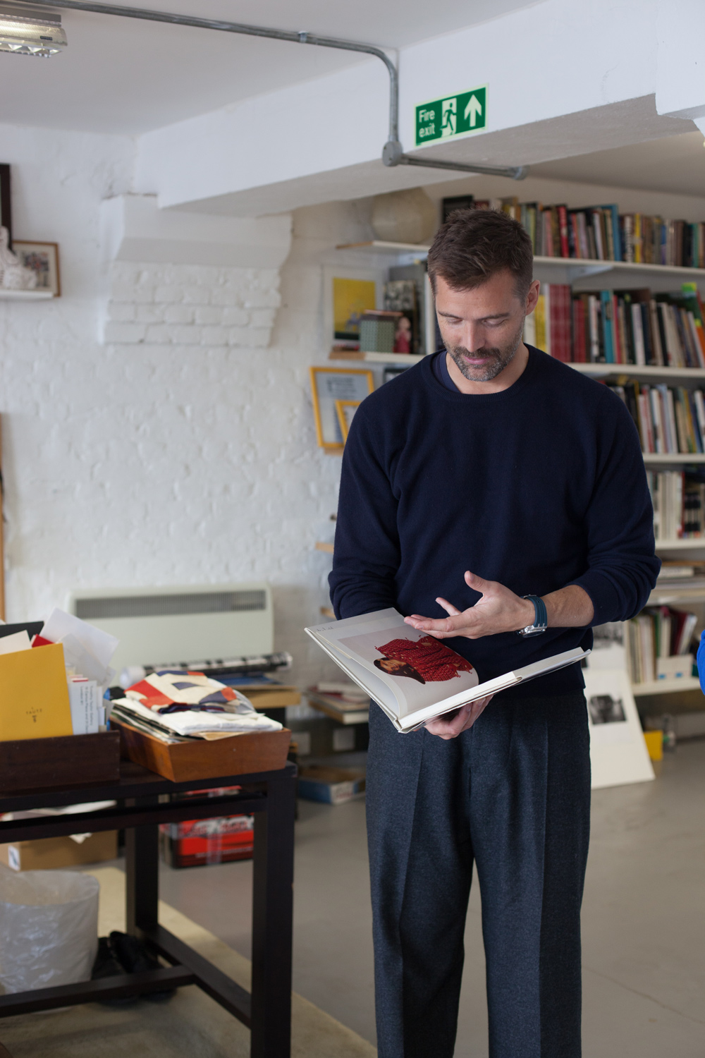 Patrick Grant by David woolfall