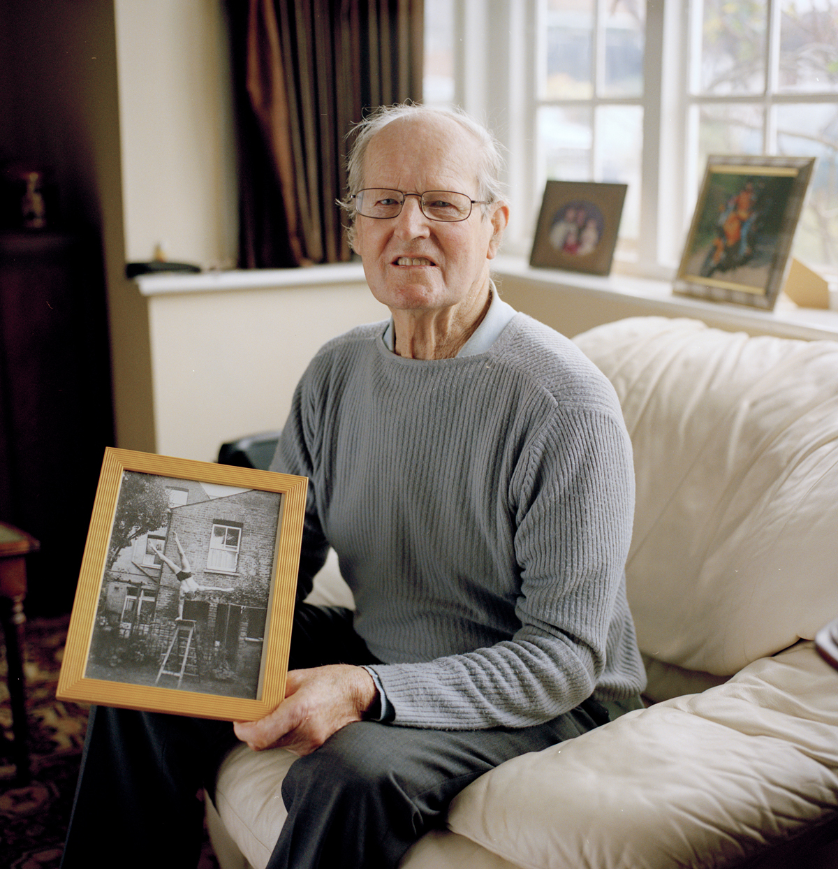 George Weedon-Olympic gymnast