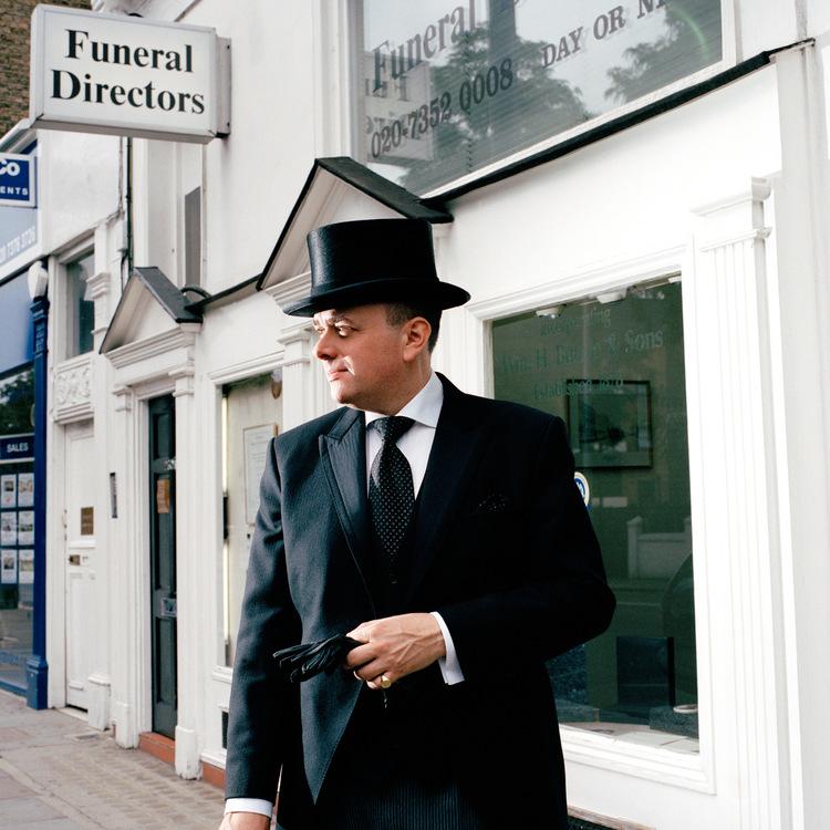 Funeral directors series