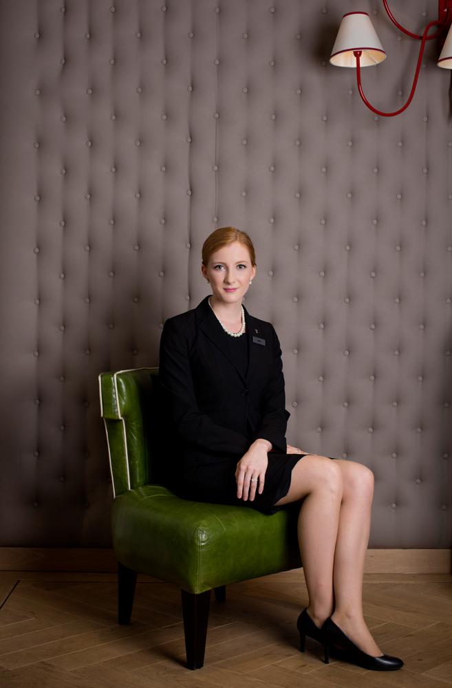 Vogue shoot by London Portrait photographer David Woolfall