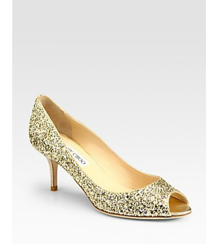 Jimmy Choo - Isabel Glitter-Coated Metallic Leather Pumps - Saks.com.jpg
