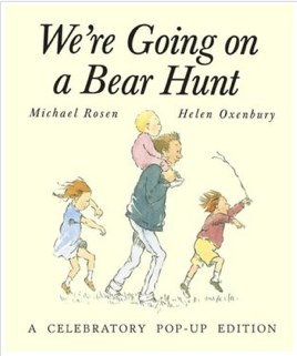 BARNES & NOBLE | We_re Going on a Bear Hunt_ A Celebratory Pop-up Edition by Michael Rosen | Pop Up Book.jpg