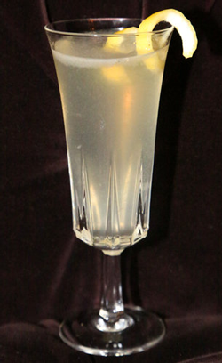 Serve a signature cocktail, like the French 75, during the red carpet arrivals. Kindly allow your guests to get all their chatting out of their system pre-show.