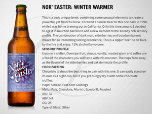 Captain Lawrence Nor'Easter Winter Warmer