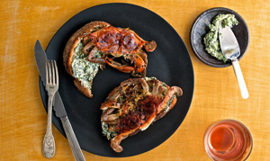 DIY: A simple soft shell crab preparationfrom the New York Times.