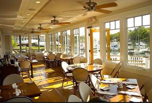 The Restaurant at Rowayton Seafood.