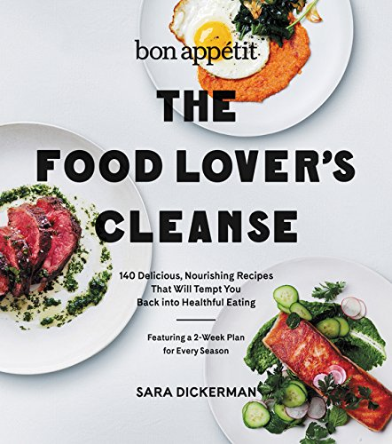 bon appétit The Food Lovers Cleanse