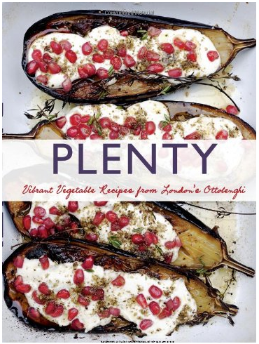 Plenty : Vibrant Recipes from Lond's Ottolenghi