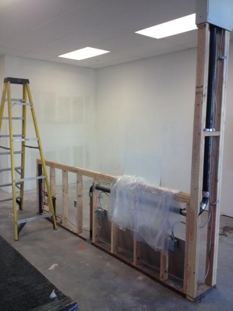 Construction Begins Pt. 3