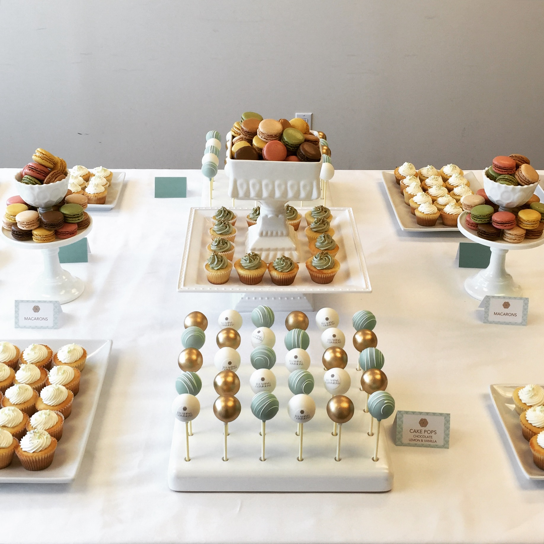 F&T Group Dessert Table