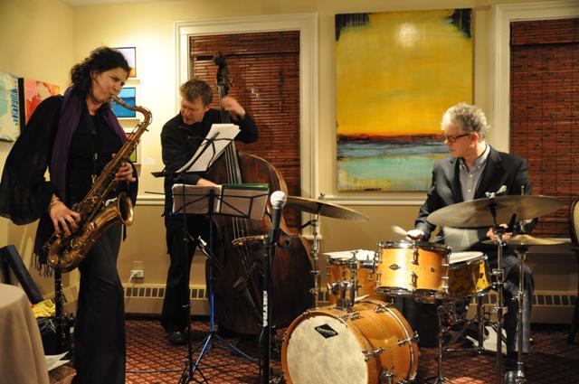 Anat Cohen, Martin Wind & Matt Wilson