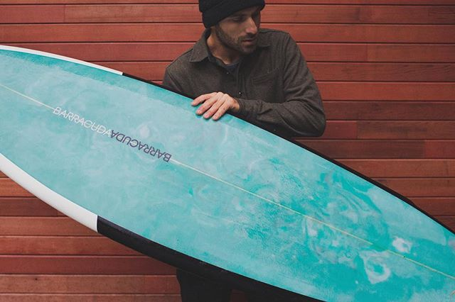 5'9 Modified twin.  Photo @poppetpenn #supportyourlocalshaper #madeincanada
