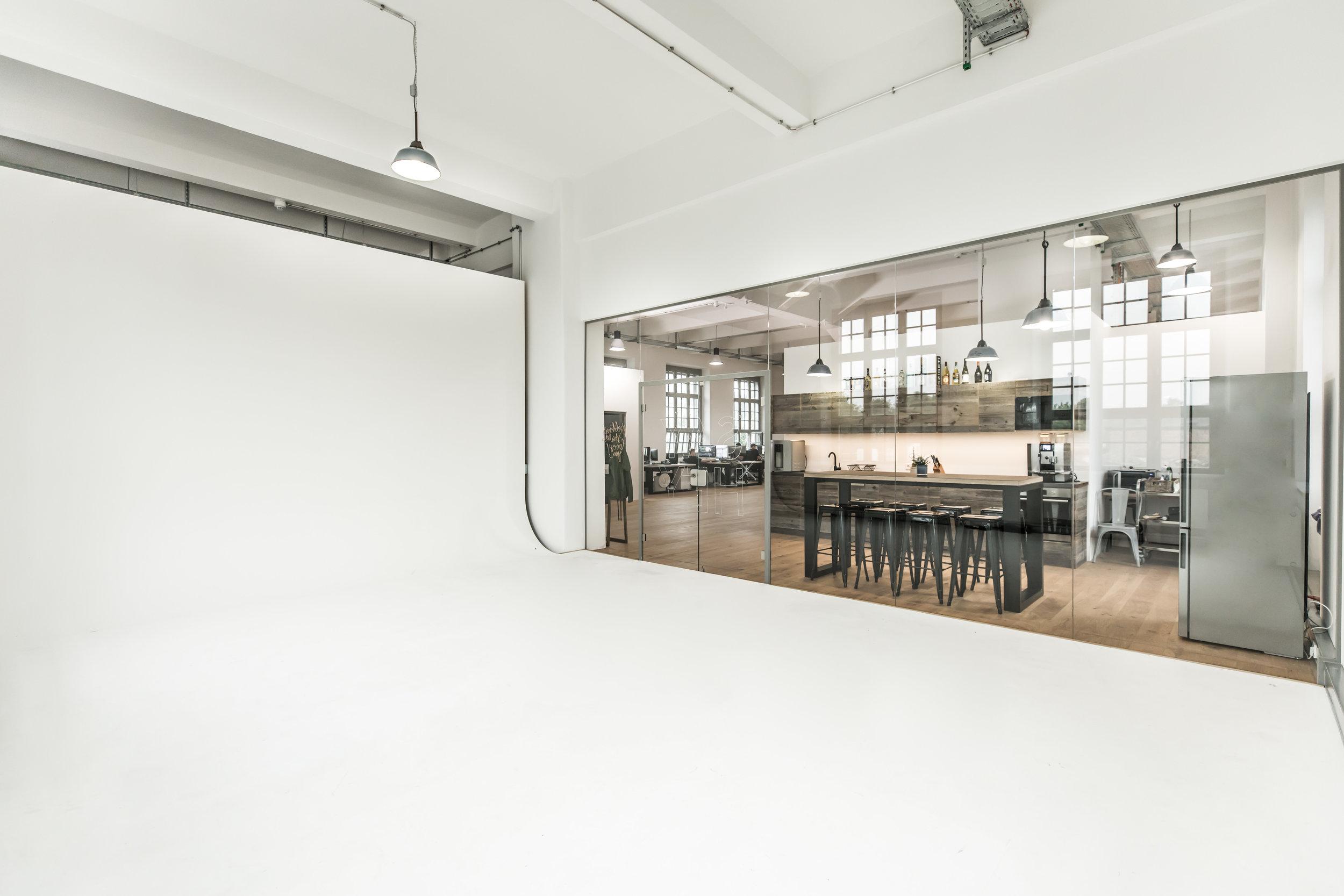 Fotostudio Hohlkehle beechstudios rosenheim