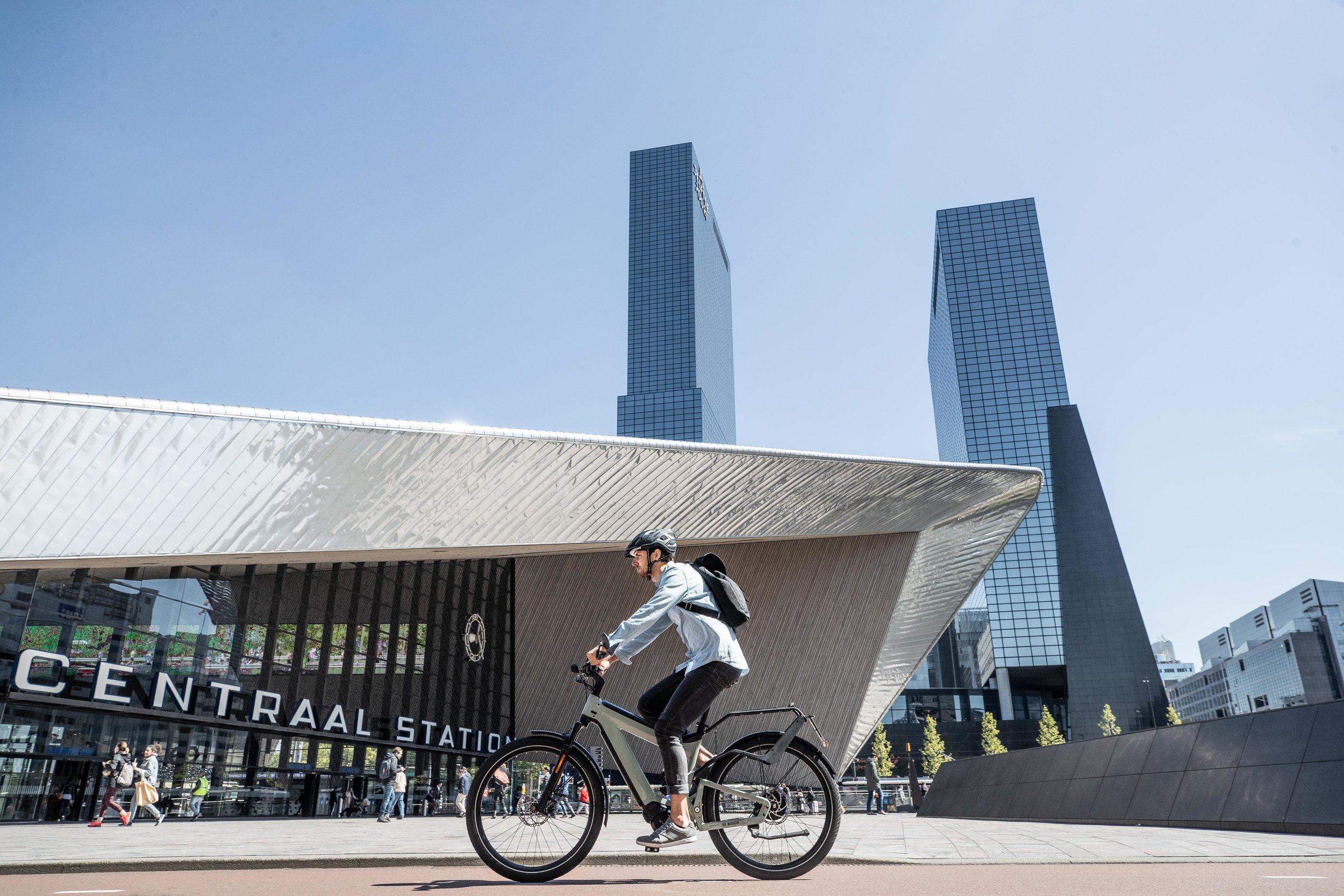 Bosch E-Bike Rotterdam beechstudios