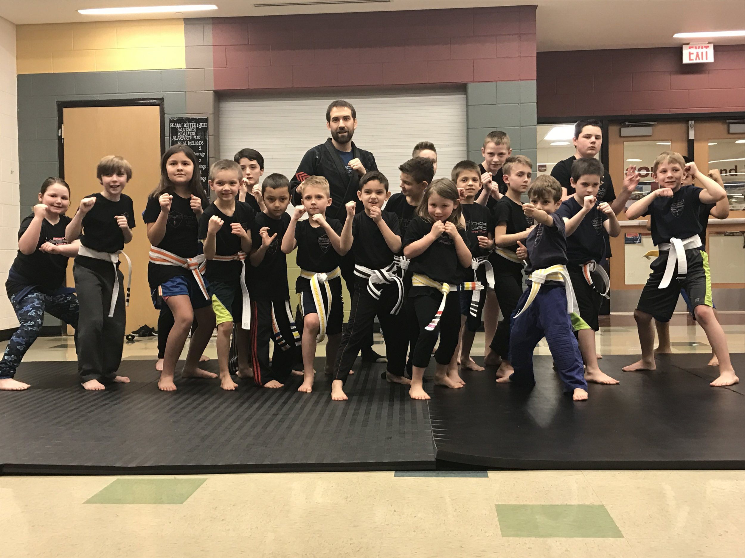 Kids Programs - Classes for kids ages 3 to 13