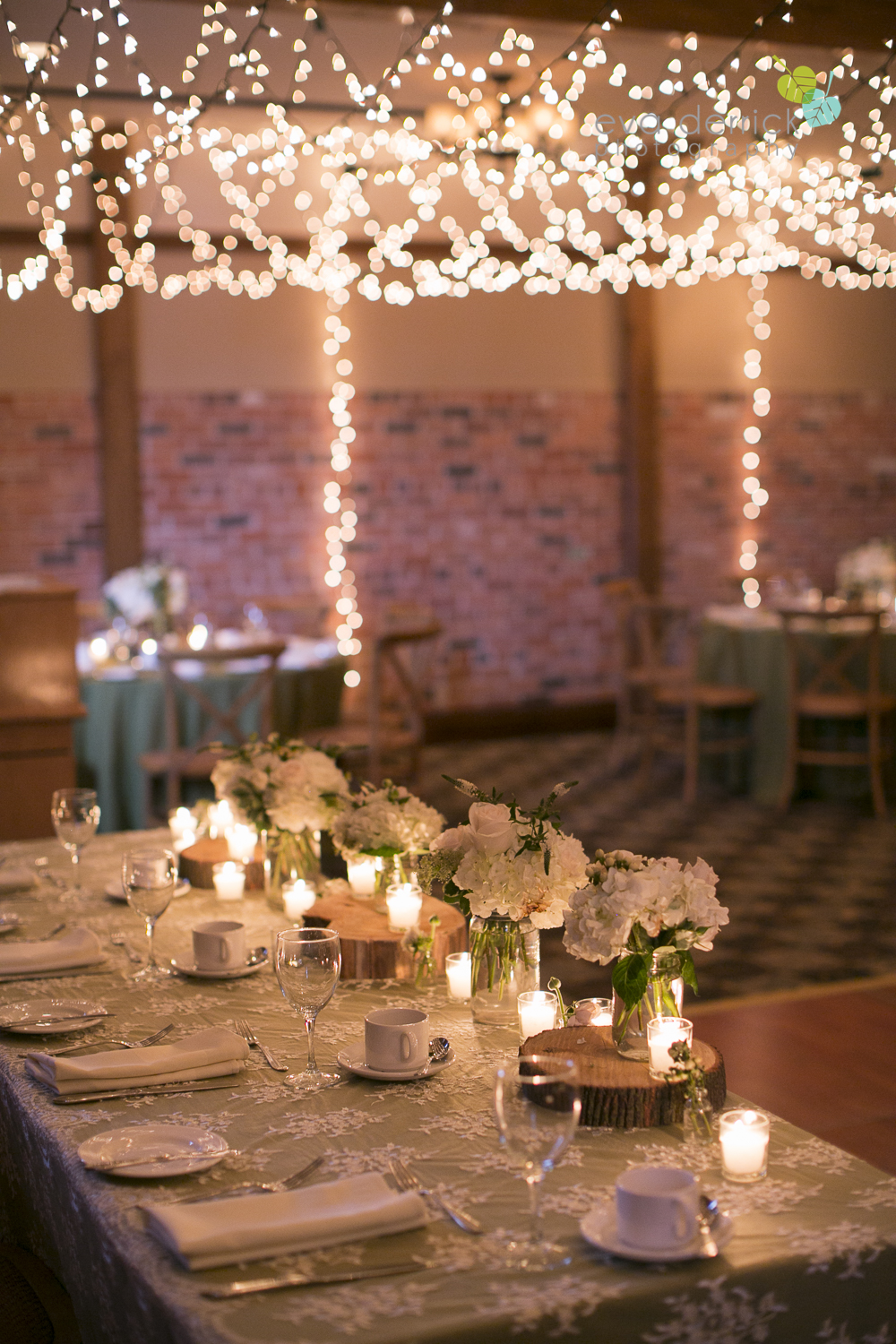 pillar and post  rentals and decor: simply beautiful florals and twinkle lights: clippings