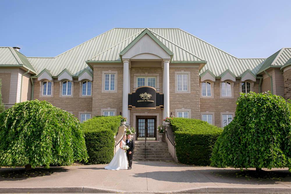 Chateau des Charmes - Niagara-on-the-Lake, ON