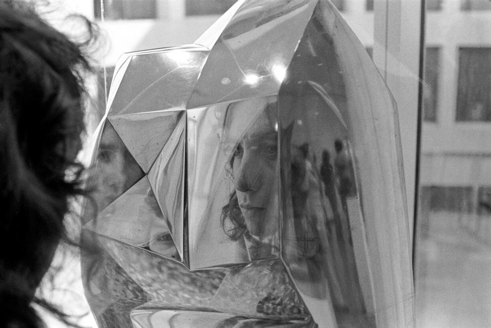 Steve Biller, Corcoran Gallery of Art, Washington DC - ca 1974