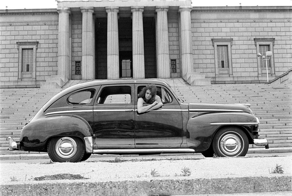 Steve Biller, Masonic Temple, Alexandria, VA - May 15, 1976