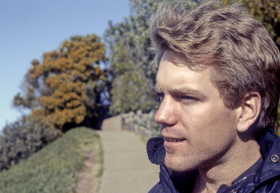 Robin Simmons, San Diego, CA - February 17, 1984