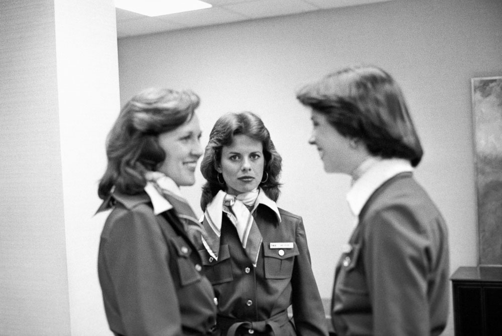 The Flight Attendant Years 1978-1986
