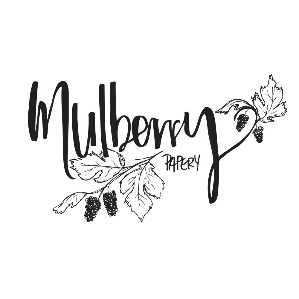 - Mulberry Papery is a stationery-focused creative side-project by me, Taryn Coulson specializing in handmade cards, watercolour illustrations and modern calligraphy.The name is inspired by the street I grew up on, and the Mulberry tree that was given to me as a birthday gift when I turned 3 (I think!). It still stands strong and fruitful in my backyard, now much taller than me.My hope is for @mulberrypapery to provide thoughtful and everlasting gifts to withstand the test of time, just as my tree has.🌳✨