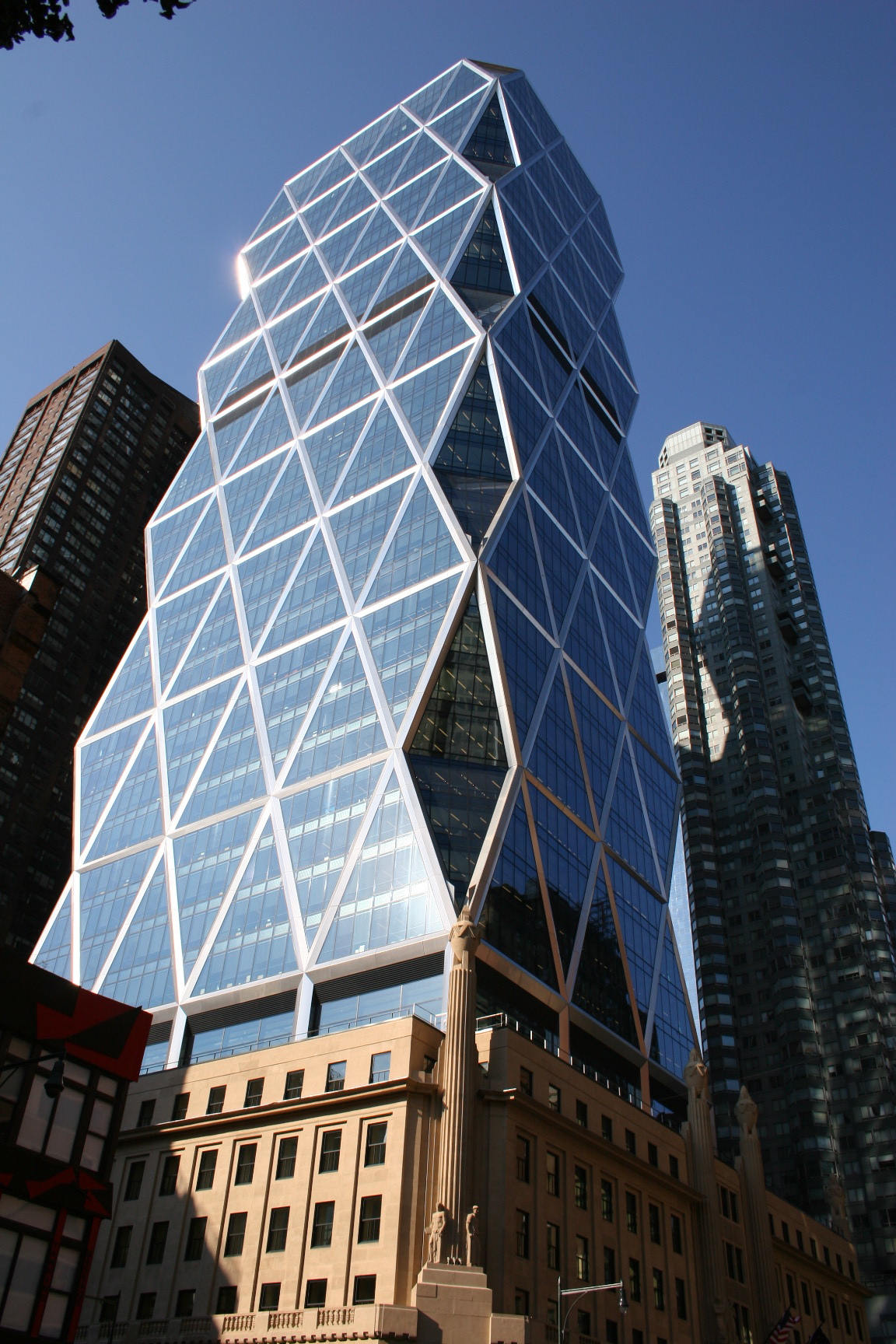 The Hearst Tower , New York City