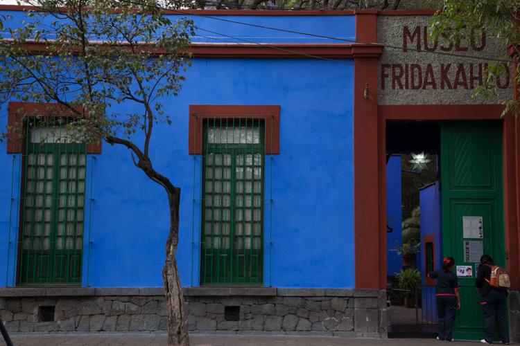Casa Azul - Museum of Frida Kahlo
