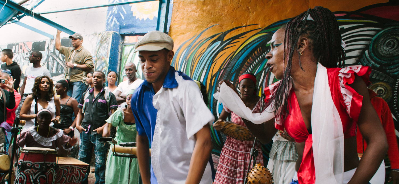 A Taste of Cuban dance - So Much More Than Just Casino ('salsa