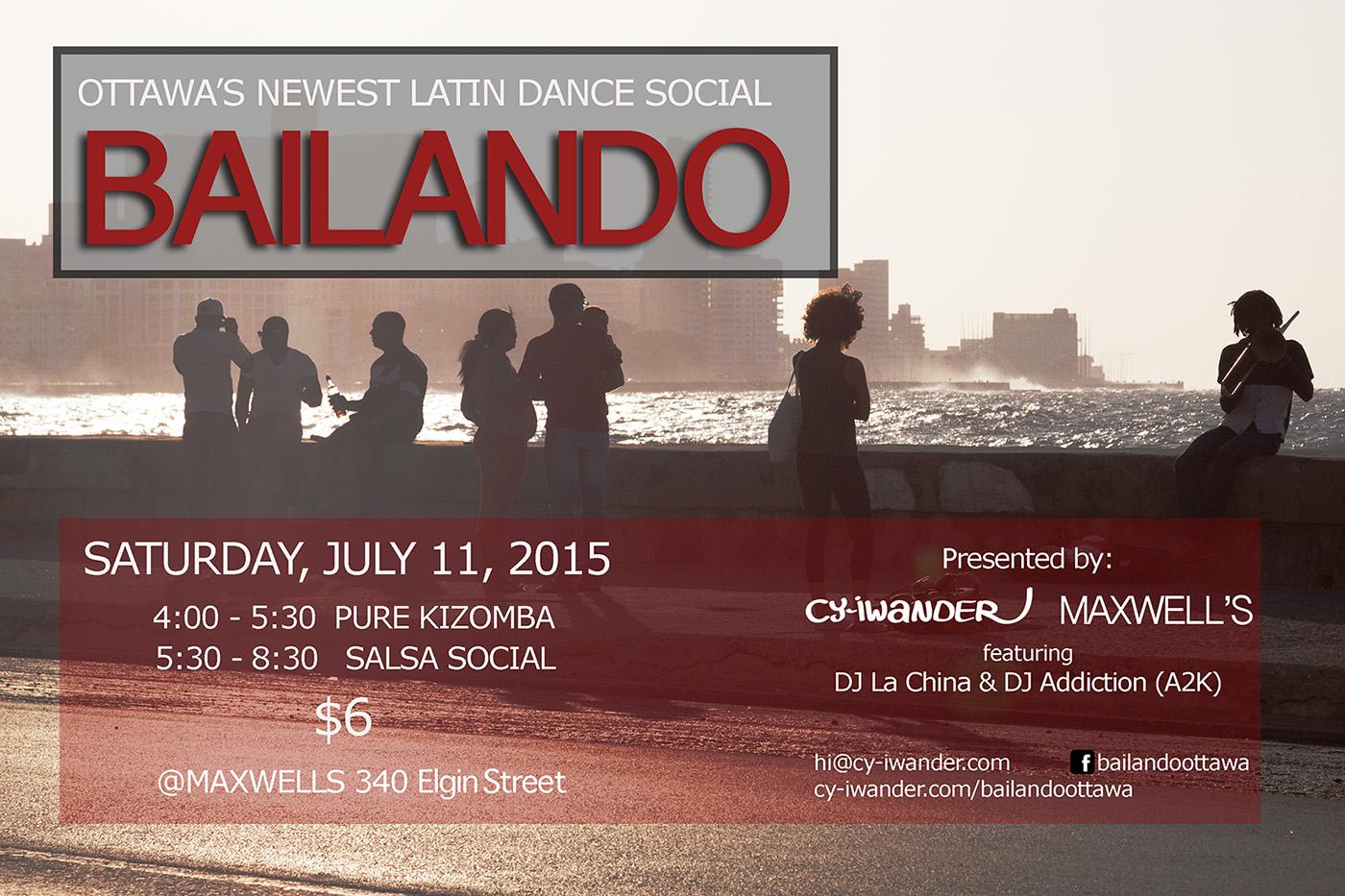 Bailando July Edition