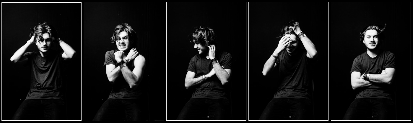 Charlie Kerr by Fiona Garden, 2013