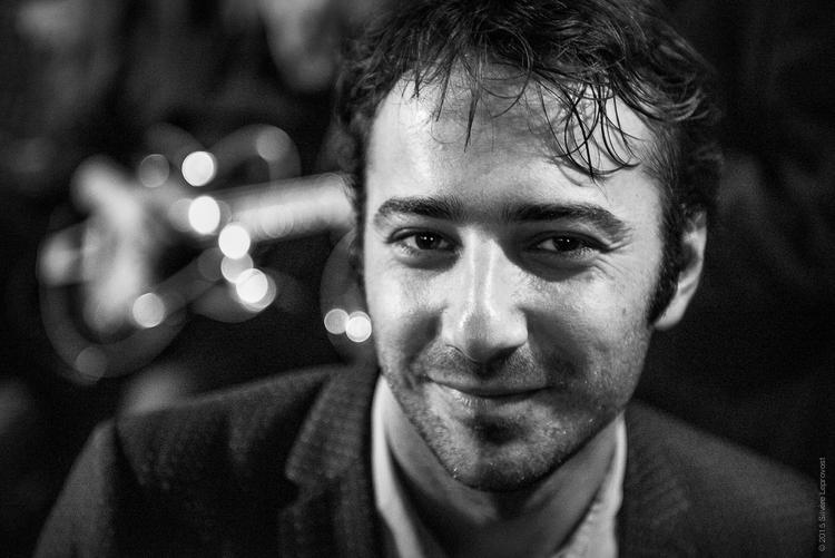 Portrait de Julien Brunetaud