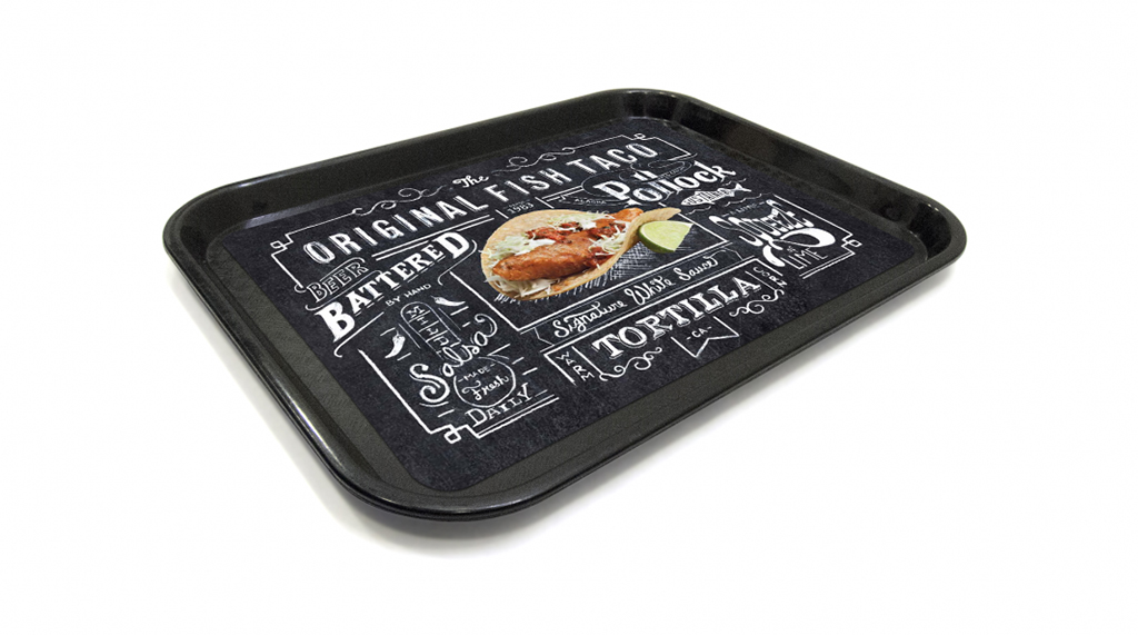 Chalkboard Tray Liner - Creative Direction Made Venice